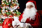 Jul bokstäver — Stockfoto