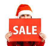 Sale announcement — Stock Photo