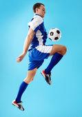 Futbol — Stok fotoğraf