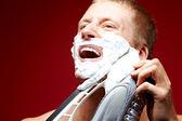 Grooming procedure — Stock Photo