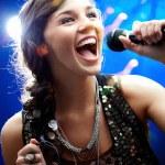Karaoke — Stock Photo #11627562