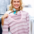 Pretty shopper — Stock Photo #11628001