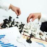 Chess bishops — Stock Photo #11629706