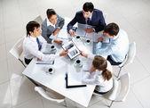 Meeting — Stock Photo