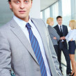 Confident leader — Stock Photo #11630080