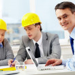 Working architect — Stock Photo #11630100