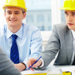 Two architects — Stock Photo