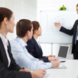Business seminar — Stock Photo