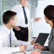 Business seminar — Stock Photo #11631458