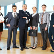 Business team — Stock Photo #11631623