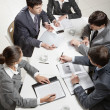 Business briefing — Stok Fotoğraf #11631915