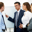 Presenting strategy — Stock Photo #11632308