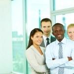 Office team — Stock Photo #11632337