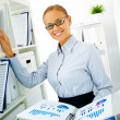 Bookkeeper — Stock Photo
