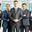Serious businessteam — Stock Photo #11632636
