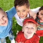 Cheerful kids — Stock Photo #11632785