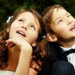 Boy and girl — Stock Photo #11632855