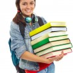 Smart student — Stock Photo #11632889