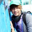 Royalty-Free Stock Photo: Teenage boy