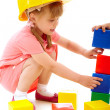 Young constructor - Stock Photo