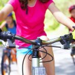 Bicycle race — Stock Photo #11633324