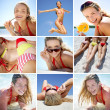 Summer vacations — Stock Photo