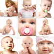 Stock Photo: Infancy