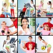 Stock Photo: Fitness