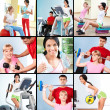 Fitness — Stock Photo
