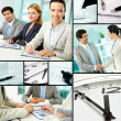 Office life — Stock Photo
