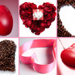 Creative hearts - Stock Photo