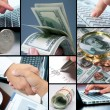 Finances and business — Foto Stock