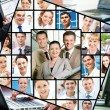 Different businesspeople - Stockfoto