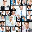 Different businesspeople — Stock Photo #11633973