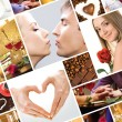 Stock Photo: Concept of love