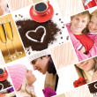 Stock Photo: Some things about love