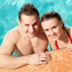 Fresh couple — Stock Photo #11634363