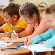 Drawing kids — Stock Photo #11634513