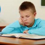 Reading kid — Stock Photo #11634535