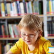 Boy reading — Stock Photo #11634651