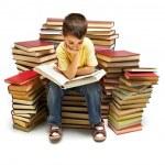 Reading book — Stock Photo #11634697