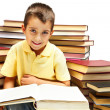 Diligent pupil — Stock Photo