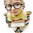 Clever boy — Stock Photo #11634793