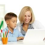 Education online — Stock Photo