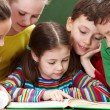 Reading kids — Stock Photo #11634971