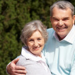 Senior couple — Stock Photo #11635127