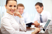 Co-worker — Stock Photo
