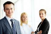Male leader — Stock fotografie