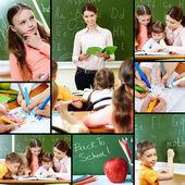 Tareas escolares — Foto de Stock
