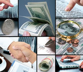 Finances and business — Stock Photo